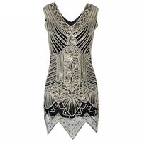 Rebecca Sequins Dress - Lyndaz