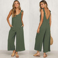 Luna Backless Overalls - sashabellabylyndaz