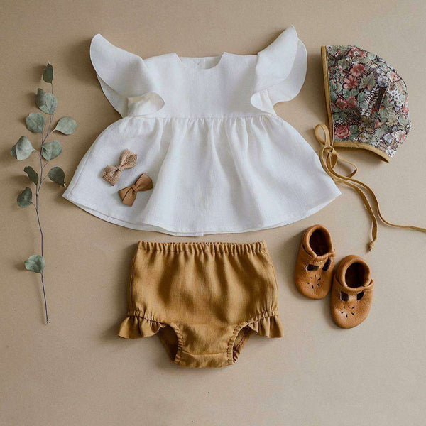 Sunshine Infant Set - sashabellabylyndaz