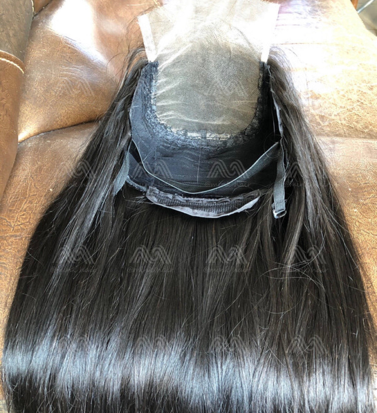 Mink Hair Straight/Body Wave 5x5 HD Closure Wig
