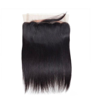 Straight Human Hair 360 Lace Frontal