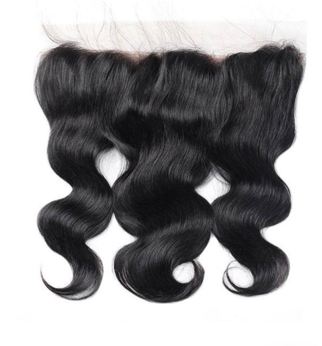 Body Wave Human Hair 13x4 Lace Frontal