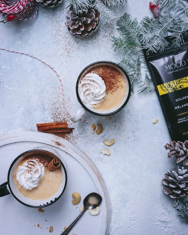 Vegan Superfood Eggnog