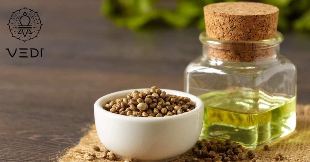 Benefits of Hempseed Oil for Hair and Skin