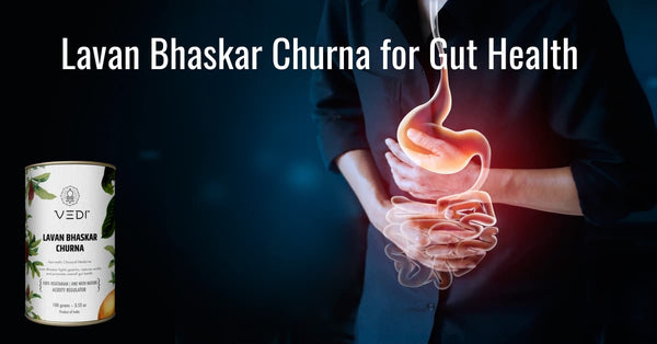 Lavan Bhaskar Churna for Gut Health