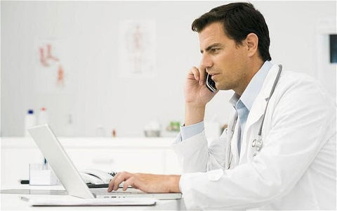 Tele-consulting with our Doctor (Consultation over phone with our Doctor)