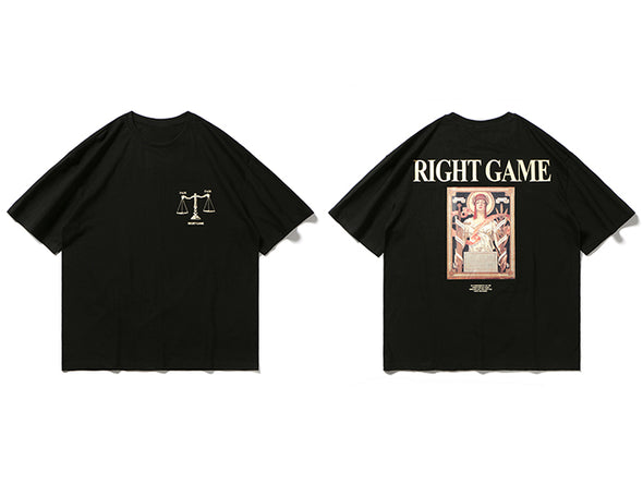 RIGHT GAME T-Shirt