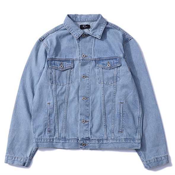 [Limited Edition] 'City of Gods' Denim Jacket