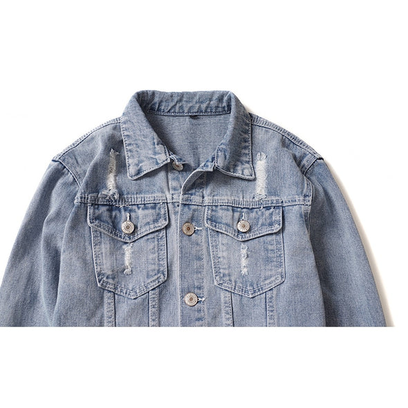 [Limited Edition] 'Savage' Denim Jacket
