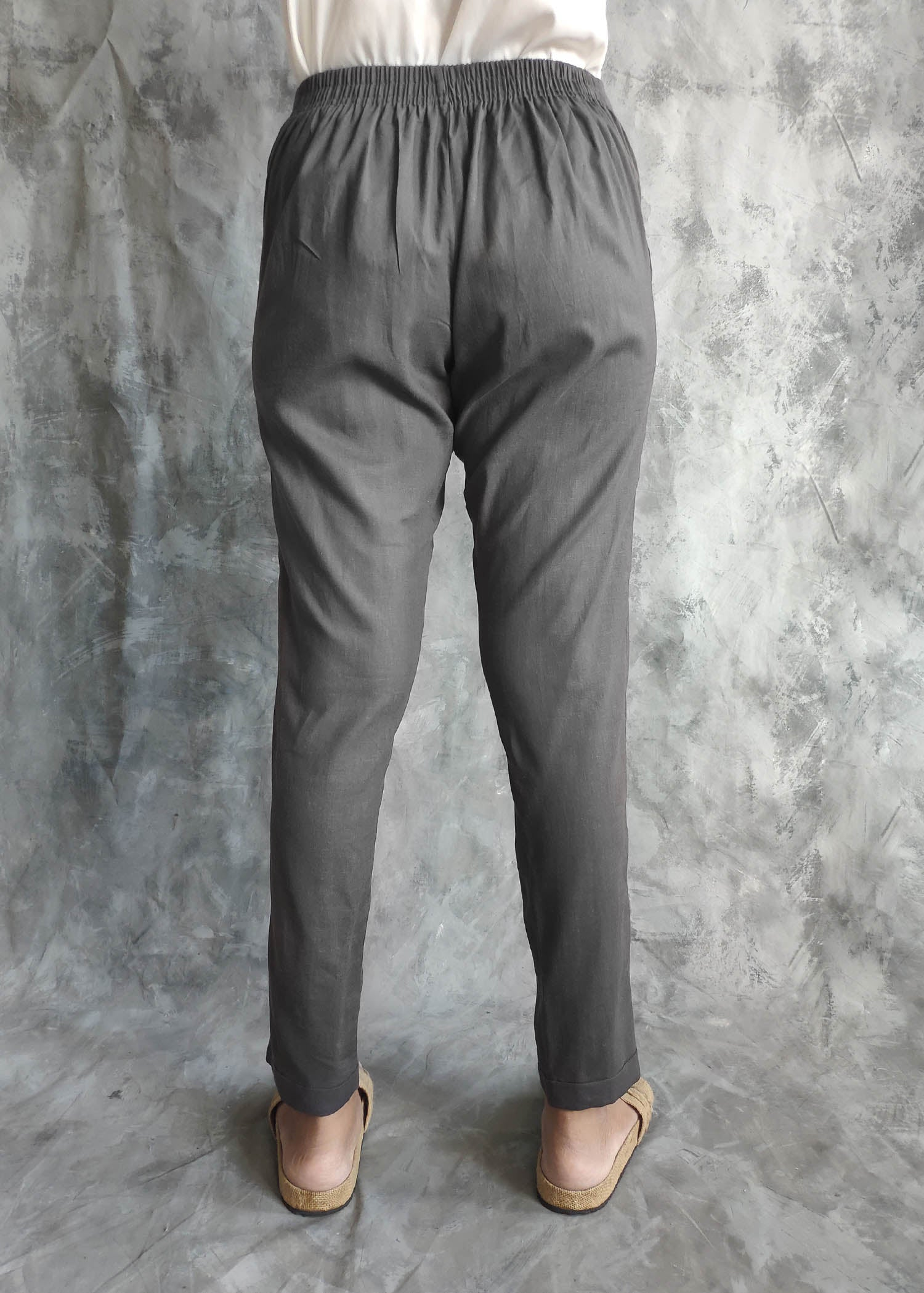 Back Elasticated (Tapered Pant)