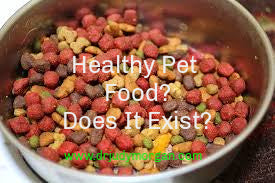 Trust in Pet Food Industry