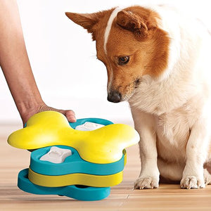 Nina Ottosson Dog Tornado Interactive Dog Toy