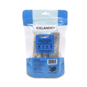 Icelandic+ Cod Skin Short Chew Stick 5in (3 Pieces)