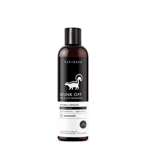 kin+kind Organic Shampoo, Skunk Off
