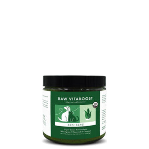 kin+kind Raw VitaBoost Supplement