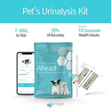 Load image into Gallery viewer, FITPET AHEAD - Smartphone Urinalysis Kit for Pets