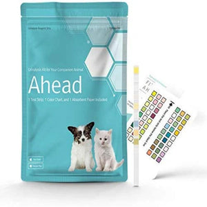 FITPET AHEAD - Smartphone Urinalysis Kit for Pets