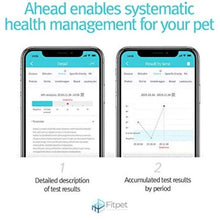 Load image into Gallery viewer, FITPET AHEAD + for Dogs – Smartphone Urinalysis Kit with Urine Collecting Tools for Dogs