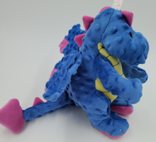 Load image into Gallery viewer, GoDog Dragon with Chew Guard - Periwinkle