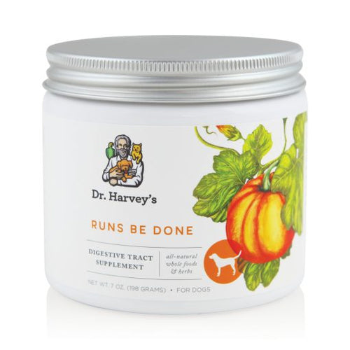 Dr. Harvey's Runs Be Done Supplement