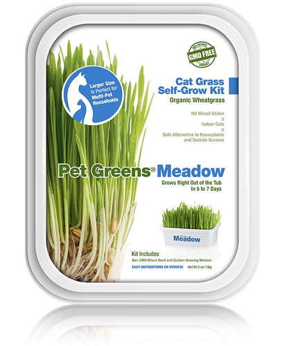 Pet Greens Organic Meadow Tub
