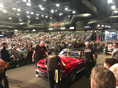 Breaking the Bank at Barrett-Jackson...And Not Ending Up Broke