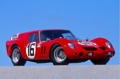 "Bizzarrini, Ferrari and the Makings of the GT World's Ultimate ""Hired Gun"""