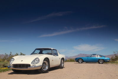 "The Great Lamborghini ""What If"": 350 GT vs. 3500 GTZ"
