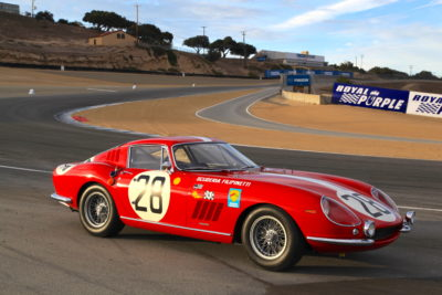The Symphony of God: Ferrari's 275 GTB/C