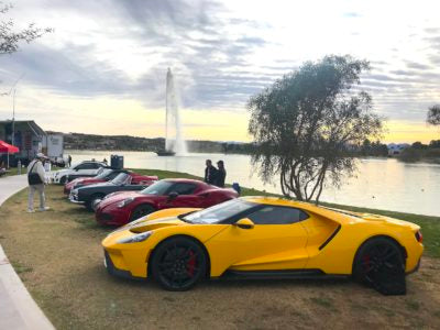 The Fountain Hills Concours: Arizona's Best Car Show