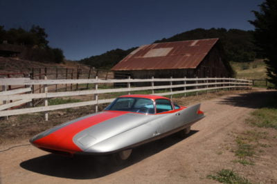 Ghia's Gilda, Elon Musk, and Automotive Romance