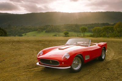 Ferrari's California Legend: The Starting Point of It All