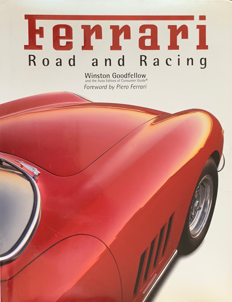 FERRARI ROAD & RACING (SOLD OUT)