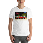 De Tomaso Mangusta at Speed Short-Sleeve Unisex T-Shirt