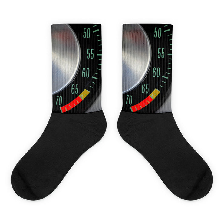 Chevrolet Corvette Tachometer Socks