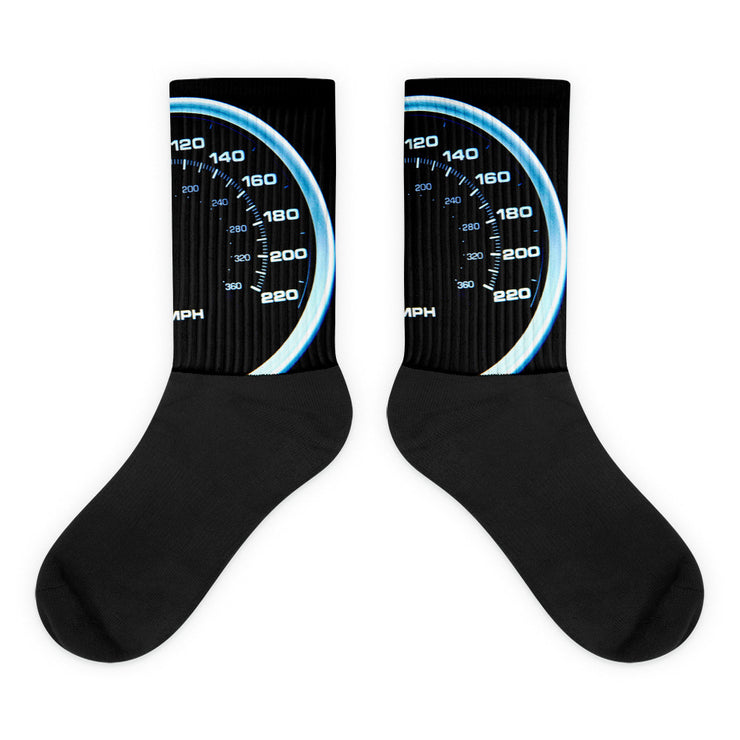 Ford GT (Top End) Speedometer Socks