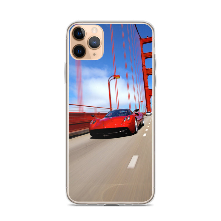Pagani Huayra iPhone Case
