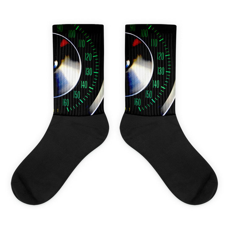 Chevrolet Corvette Speedometer Socks