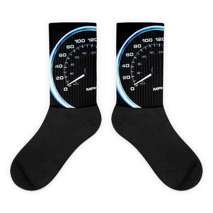 Ford GT Speedometer Socks