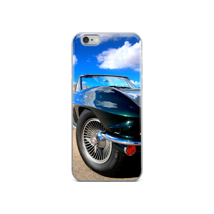 Chevrolet Fuelie Corvette Roadster iPhone Case
