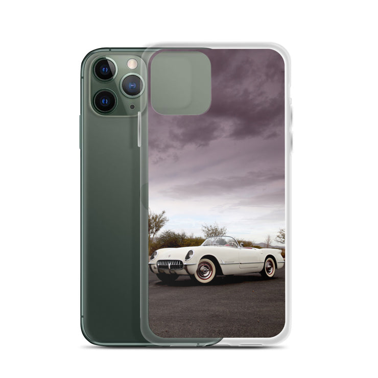 Chevrolet Corvette 1953 iPhone Case