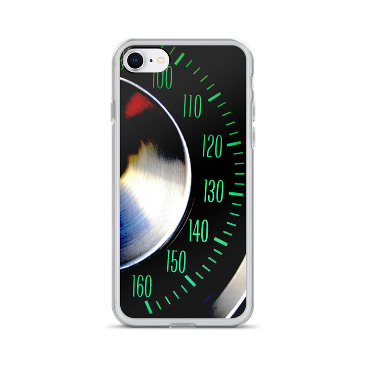 Chevrolet Corvette Speedometer iPhone Case