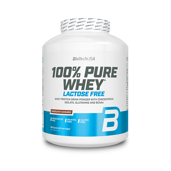 100% Pure Whey lactose free - 2270 g