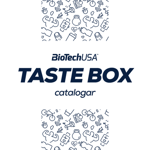 Taste Box catalogar
