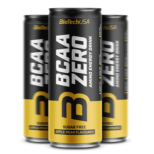 BCAA Zero Energy Drink - 330 ml