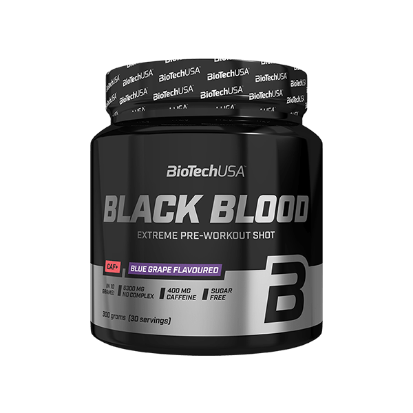 Black Blood CAF+ bebida en polvo - 300 g