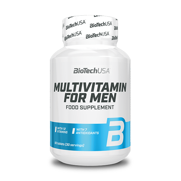 Suplemento dietético Multivitamin For Men ‒ 60 comprimidos