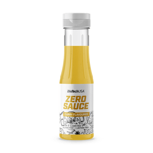 Zero Sauce - 350 ml curry - BioTechUSA