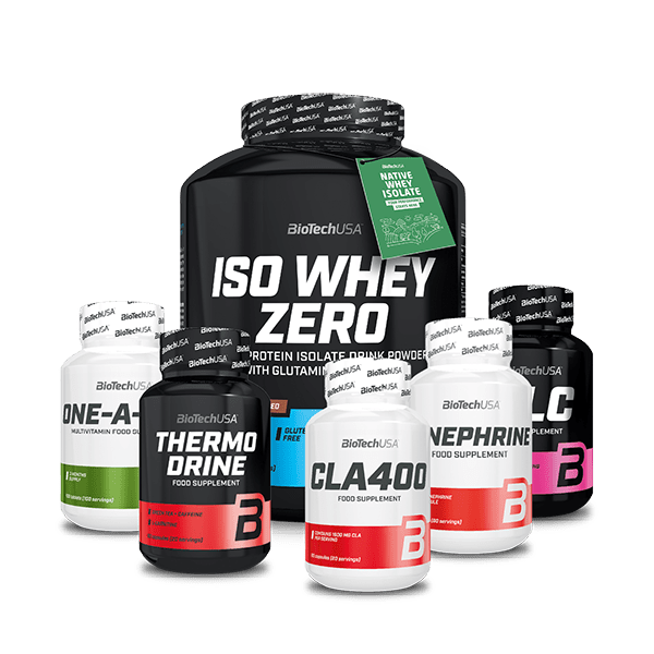 WEIGHT MANAGEMENT STACK - EXTRA