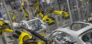 Industrial Manufacturing Automation